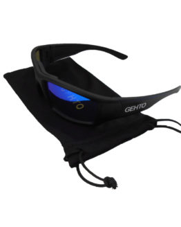 GEHTO Sunglasss and soft pouch