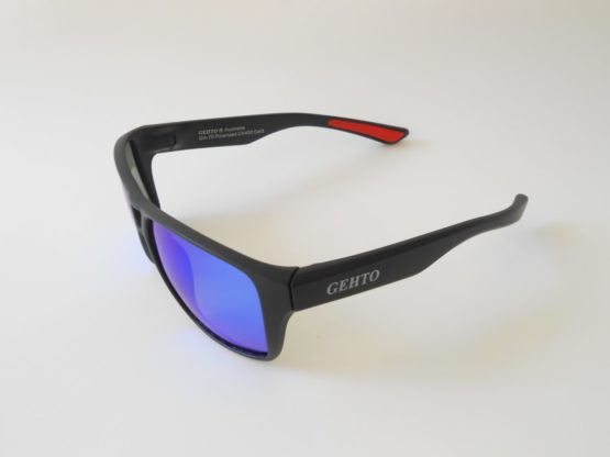 GEHTO Sunglasses GA-75 Blue Mirror Polarized