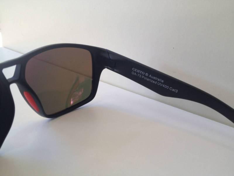 6253dfcca1 GEHTO sunglasses UV400 Category 3 Printed Inside Temple
