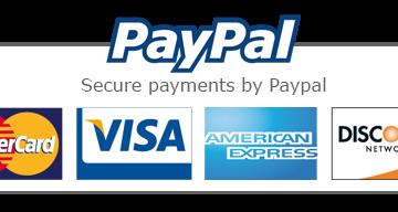 GEHTO Eyewear Paypal logo