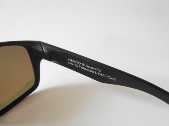 Gehto sunglasses inner temple UV400 polarised